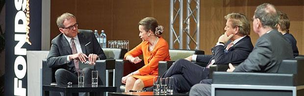 ZIB-2-Anchorman Dr. Armin Wolf lud zum dritten Mal eine hochkarätige Runde zur Podiumsdiskussion