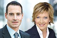 Tim Albrecht und Corinna Wohlfeil
