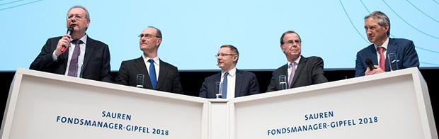 Sauren Fondsmanager Gipfel