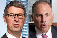 Tilmann  Galler, Michael Schoenhaut, beide J.P. Morgan AM