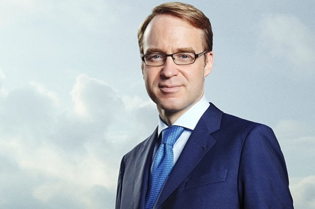 Bundesbank-Chef Jens Weidmann