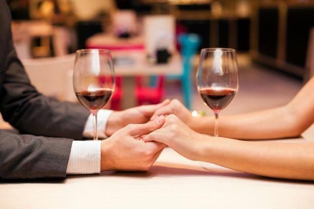 Leben nach dem Dating einer Grenze