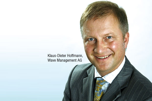 Klaus-Dieter Hoffmann, Wave Management AG