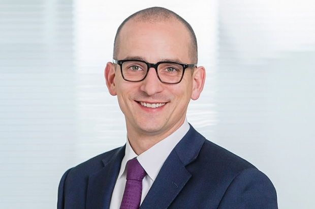 Henrik Pontzen, Leiter ESG bei Union Investment