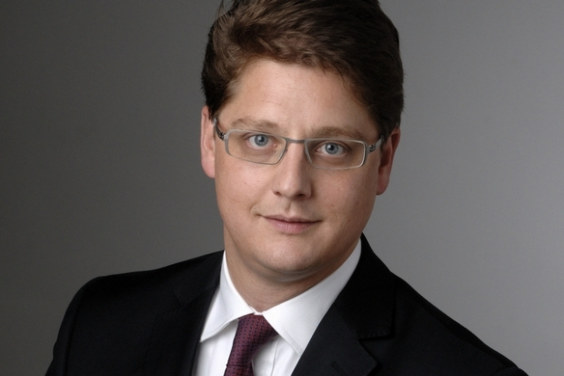 Florian Rehm, Head of Institutional Clients Germany & Austria