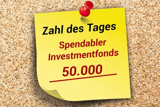 Spendabler Investmentfonds