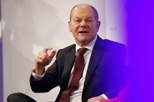 Scholz Insolvent